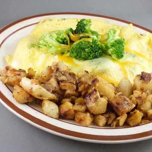 broccoli-omelet